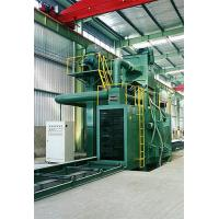 Quality Steel Plate Shot Blasting Machine H Beam Clean and Intensify for sale