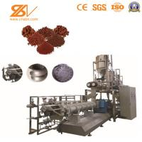 Quality Ornamental Fish Feed Processing Line BV CE Certificated Complete for sale