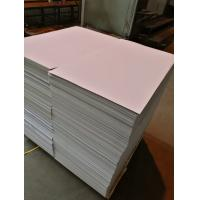 Buy cheap coated white duplex board with grey back,AA grade 250-500g,in sheet or rolls high quality and low price from Wholesalers
