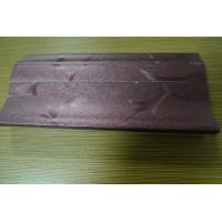 Matte Wood Effect Skirting Board PVC 2cm Thickness Without Any Peeling