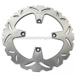 Quality High Performance Motorcycle Brake Disc Rotors Crossrunner 800 VFR800 Silver for sale