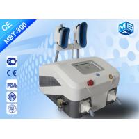 Buy cheap 2 Handles Cool Sculpting Slimming Body Cellulite Reduction Cryolipolysis Fat Freeze Slimming Machine from Wholesalers