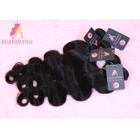 Buy cheap Thick And Full Cuticle Aligned Malaysian Human Hair from wholesalers
