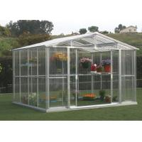 Quality 50 Micron UV - Protection Transparent Polycarbonate Greenhouse Sheets 4 - 20mm for sale