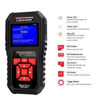Professional 12v Car Service Code Reader With Printer Adapted To Windows XP- Windows 10