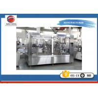 Quality Full Automatic 3 In 1 Carbonated Drinks Filling Machine 5.6kw 3000 X 2000 X 2200mm for sale