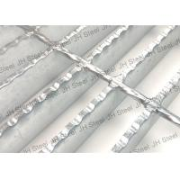 Quality Hot Dipped Galvanized Steel Bar Grating Q235 European Standard for sale