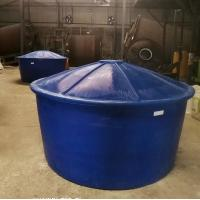 Quality 1500liter Food grade LLDPE Anti-UV Round stackable water tanks  large plastic fish tank aquaponics fish tanks for sale