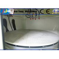 Buy Heavy Duty Work Car Automatic Sandblasting Machine 1200*1200*1950mm Dimension at wholesale prices