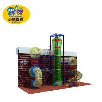 Buy cheap Adventure Kids Outdoor Play Equipment , Commercial Playground Equipment from wholesalers