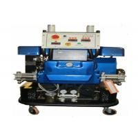 Buy Simple Operation Spray Foam Insulation Equipment , Polyurea Application Equipment Blue Printed at wholesale prices