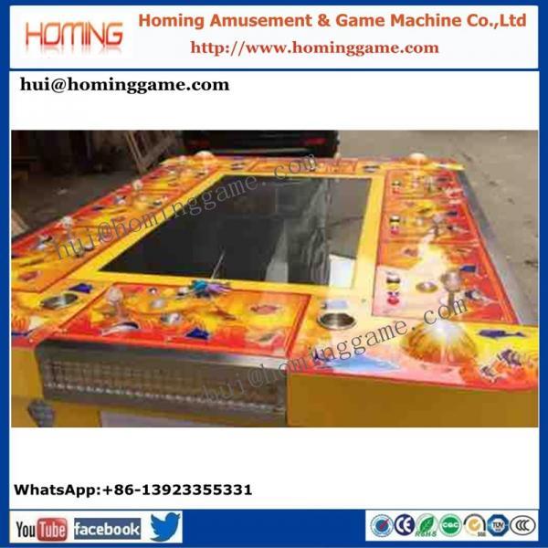 2016 55 39 39 inch fishing arcade game machine machine fish for Arcade fishing games