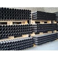 Quality high density 6M grey centrifugal cast iron soil pipe, DI pipes and fittings for sale