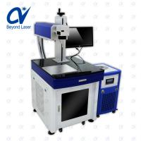 Buy cheap Gemany technology 3w UV laser marking machine for PCB ceramics adapters LED from wholesalers