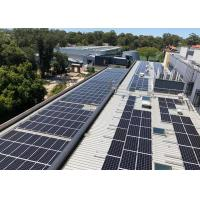 Quality High Efficiency PV Solar Power Panels 200 WP Apply To Family Irrigation for sale