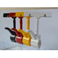 Buy Colorful Thumb Price Tag Holder Clip , Supermarket Pop Clip In Red Green White at wholesale prices