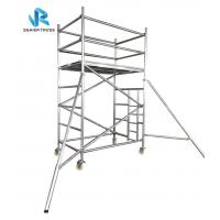 China Multi Functional Ringlock Scaffolding System , High Strength Portable Scaffold Tower on sale