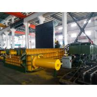 Quality 315Tons Yellow Two Master Cylinder High Bale Density Scrap Metal Press machine for sale