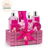 Quality Princess Aromatic Body Care Bath Gift Set / Shower Gift Sets For Women for sale