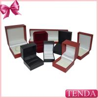 China Leather Leatherette Velvet Jewelry Jewellry Jewellery Packaging Boxes on sale