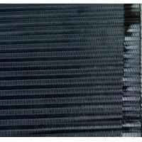 Quality 1.7 3.35 Meter Black Spiral Polyester Monofilament Mesh For Wide Pinter Machine for sale