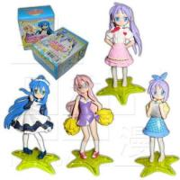 Quality Lucky Star box plastic doll(4-style) for sale