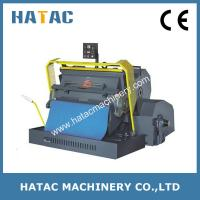 Quality Economic Die Cutting and Creasing Machine,Paperboard Embossing Machine,Metal Punching Machine for sale