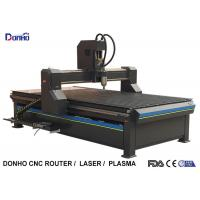 Syntec Control Three Axis CNC Router Machine With Hiwin 15 mm Square Rail for sale