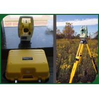 Geodetic surveying total station with CE certicifation ASCII format