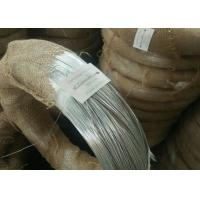 Quality Electric Galvanized Low Plain Carbon Steel Wire Plain Binding 1.02MM *25Kg for sale