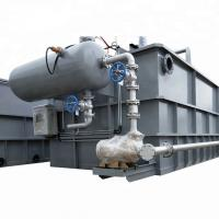 Buy cheap Oil Water Separation DAF Dissolved Air Flotation ETP System Sewage Treatment from wholesalers
