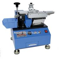 Quality Semi - Automatic 60Hz Radial Cutting Machine For Radial Components Leg for sale
