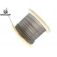 Buy cheap PWHT Hot Tail 37 Strands 0Cr20Ni80 Wire Rope Nichrome Alloy from wholesalers