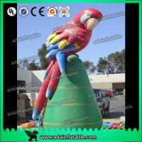Quality Custom Parrot Character Inflatable / Advertising Inflatable Mascots for sale