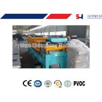Quality Brickwork Mesh Metal Deck Roll Forming Machine For Building Reinforced Soil Walls for sale