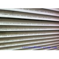 Quality ST37 ST52 Seamless Stainless Steel Pipe manufacturer for gas and oil for sale