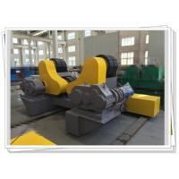 Quality Self Aligned Tank Turning Rolls Automatic With Motorized Bogie for sale