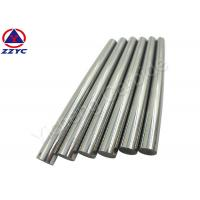 Quality High Hardness YG10X Tungsten Carbide Rod For Integral End Mill Wear Resistance for sale