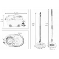Buy KXY-JLT spin mop with foot pedal,Best Selling 360 Spin Mop With Wheels,Deluxe,360 Spin Mop With Wheels,360 Spin Mop With at wholesale prices