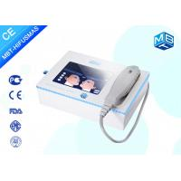 Quality Clinic High Frequency 8MHz HIFU High Intensity Focused Ultrasound For Face Lifting for sale