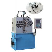 Quality High Efficiency Compression Spring Coiling Machine 1600Kg Wire Diameter 1.2mm - 4.0mm for sale