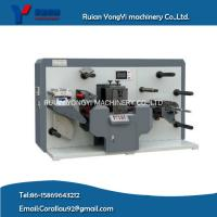 China full automatic label rotary die cutting and slitting machine for sale on sale