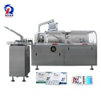 Quality Automatic Bottle Cartoning Box Packing Machine for sale