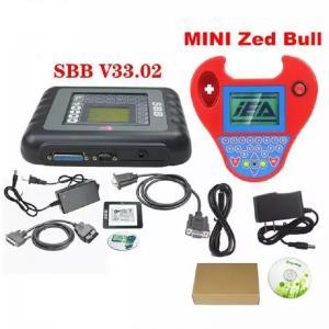 China OBD2 Immobilizer Auto Key Programmer Silca SBB V33.02/V46.02/V48.99/V48.88 Universal Key Maker Transponder Key on sale
