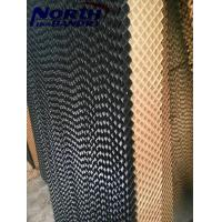Quality Black Coated Evaporative Cooling Pad/Honeycomb cooling pad for Poultry &Greenhouse for sale