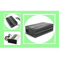 Quality Portable Smart CC CV Lithium Ion Battery Charger 12 Volt 40 Amp Black Or Silver Color for sale