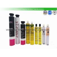 Quality Recyclable Large Oil Paint Tubes , Silk Screen Printing Empty Paint Tubes for sale