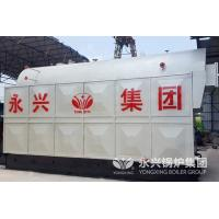 Quality Wood Fired Steam Boiler Industrial Biomass Fired Steam Boiler Chain Grate Stoker for sale
