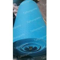 Quality Soccer Pitch Shock Pad Underlay 3 Layers / Outdoor Fake Grass Underlay Recycled for sale