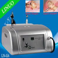 Quality LN-G6 best oxygen facial machine for sale